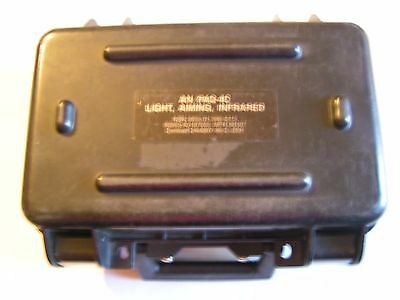 Military An/paq-4C Aiming Infrared Light Pelican Hard Storage Case