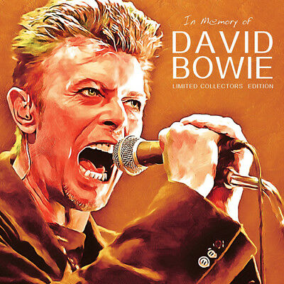 David Bowie : In Memory of David Bowie CD (2016) ***NEW***