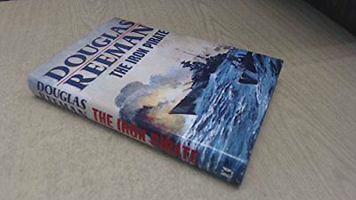 The Iron Pirate by Reeman, Douglas Hardback Book The Cheap Fast Free Post