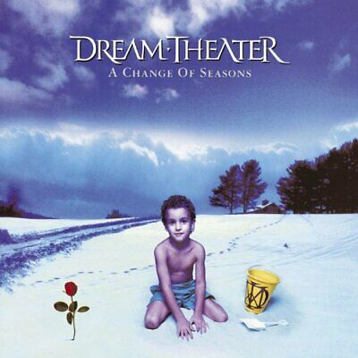 Dream Theater - A Change of Seasons - Dream Theater CD K4VG The Cheap Fast Free