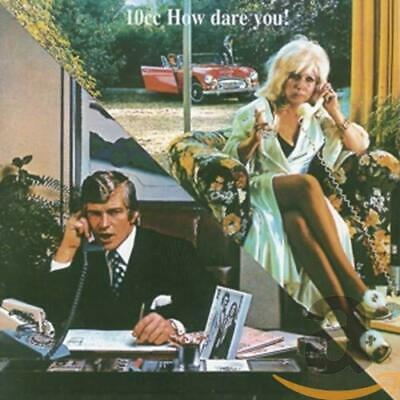 10cc - How Dare You - 10cc CD 4MVG The Cheap Fast Free Post The Cheap Fast Free