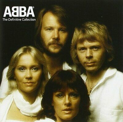 Abba - Definitive Collection (2cd) - Abba CD FLVG The Cheap Fast Free Post The