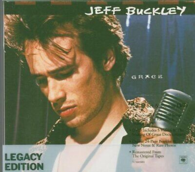 Jeff Buckley - Grace: Legacy Edition - Jeff Buckley CD FUVG The Cheap Fast Free