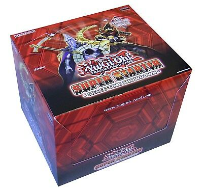 Yu-Gi-Oh! Super Starter: Space-Time Showdown Display Box of 10 Starter Boxes