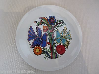 Fabulous Villeroy & Boch Acapulco Plate Vintage Retro 1960s AS NEW (Listing #1)