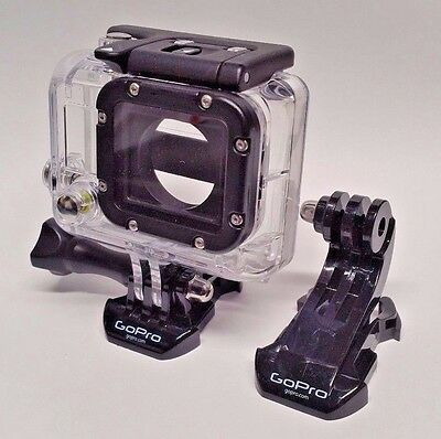 Genuine GoPro HERO 3 Underwater Waterproof Dive Case Housing Original OEM