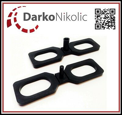 2000 Pieces Spacer 7 mm for Decking Spacer