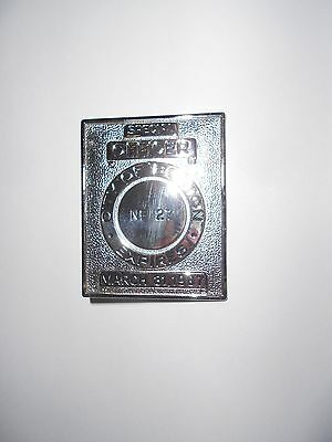 Obsolete Vintage City Of Boston Massachusetts Special Officer Badge Nf