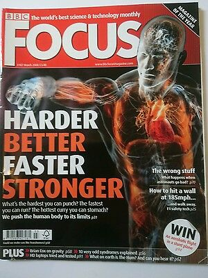 BBC Focus magazine #187 March 2008