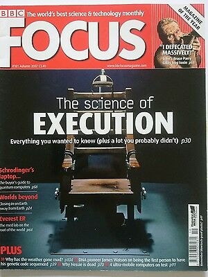 BBC Focus magazine #181 Autumn 2007
