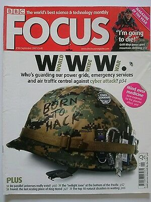 BBC Focus magazine #181 September 2007