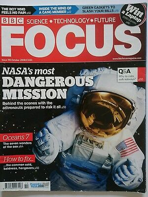 BBC Focus magazine #195 October 2008
