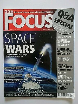 BBC Focus magazine #193 August 2008