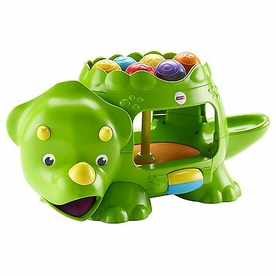 Fisher Price Double Poppin Dino Ball Playset