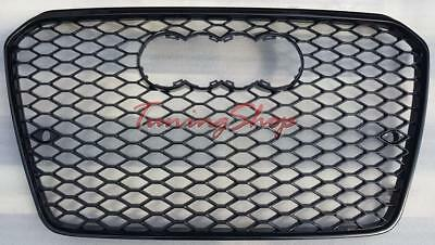 DFB9RS52 Griglia Frontale Calandra Audi A5 B9 12-15 RS5 Look nero TuningShop