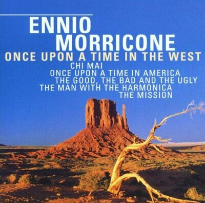Ennio Morricone - Once Upon A Time In The West - Ennio Morricone CD I7VG The The