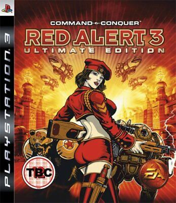 Command & Conquer: Red Alert 3 - Ultimate Edition (PS3) - Game  SKVG The Cheap