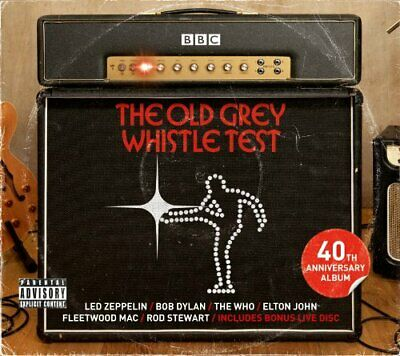 Various Artists - The Old Grey Whistle Test [40th A... - Various Artists CD 0KVG