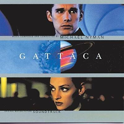 Gattaca -  CD F9VG The Cheap Fast Free Post The Cheap Fast Free Post