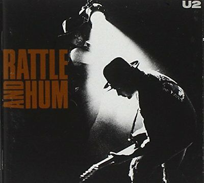 U2 - Rattle And Hum - U2 CD VKVG The Cheap Fast Free Post The Cheap Fast Free