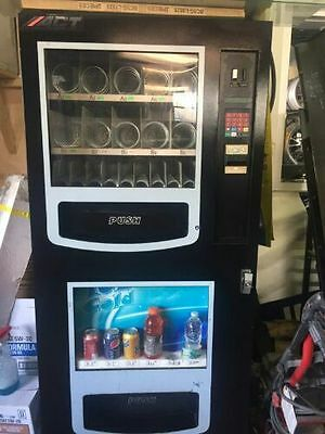 Seaga Vending Machine Healthy you u combo deli Soda Snack AP Coke Pepsi FOOD TR