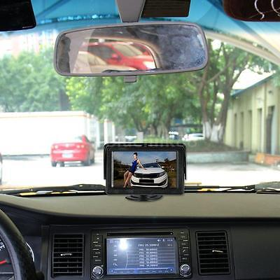 "Wireless 170° Car Rearview Backup Camera 4.3"" TFT LCD Monitor With Sunshade M3U5"