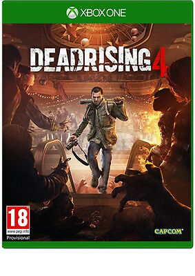 Dead Rising 4 Xbox One Brand New Fast Delivery!