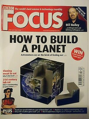 BBC Focus magazine #188 April 2008