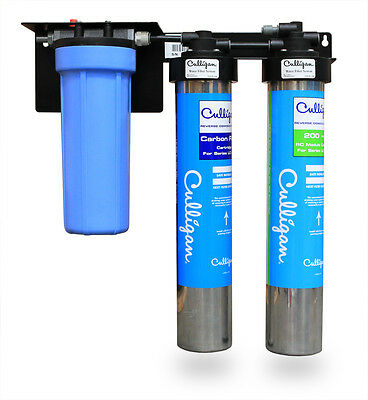 Culligan LC (LC-2PC) 200 GPD Wall Mount Reverse Osmosis Water Treatment System