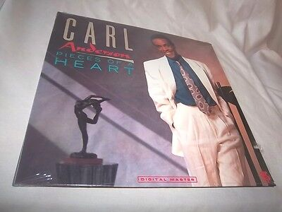 Carl Anderson-Pieces Of A Heart-Grp Gr-9612 New Sealed Vinyl Record Lp