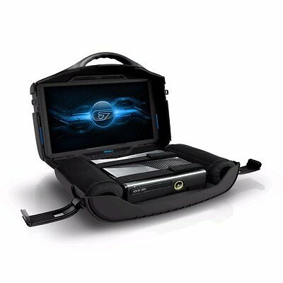 "OB GAEMS Vanguard Portable Personal Gaming Environment 19"" PS4 XBOX ONE"