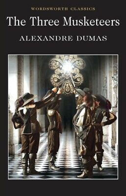 The Three Musketeers by Alexandre Dumas (Paperback, 1992)
