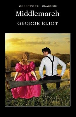 Middlemarch by George Eliot (Paperback, 1993)