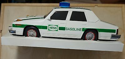Hess 1993 Patrol Car w/  Lights, Siren, Flashers  New In Box
