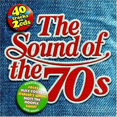 Various Artists - The Sound Of The 70s - Various Artists CD RKVG The Cheap Fast