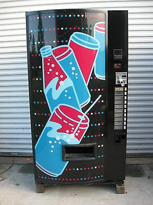 Vendo Coke Pepsi Soda Vending Machine