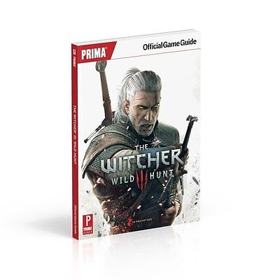 The Witcher 3 Wild Hunt: Prima Game Guide