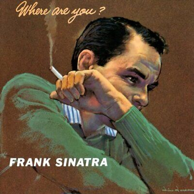 Frank Sinatra - Where Are You? - Frank Sinatra CD ESVG The Cheap Fast Free Post