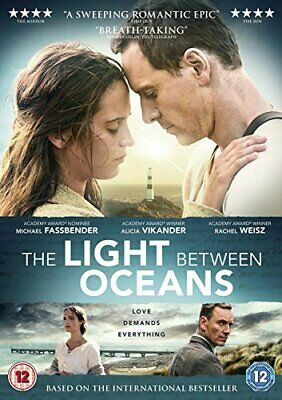 The Light Between Oceans [DVD] - DVD  A7VG The Cheap Fast Free Post