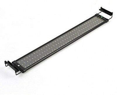 Nicrew Super Bright LED Aquarium Light, Fish Tank Light With Blue And White 72