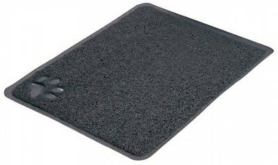 Trixie Cat Litter Tray Mat 40 60 Cm Anthracite Rectangle