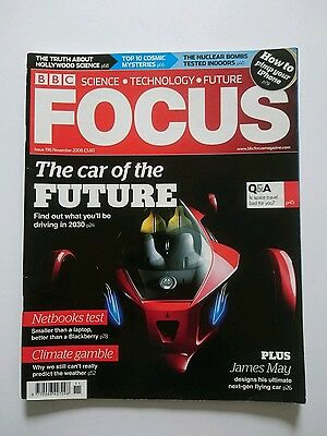 BBC Focus magazine #196 November 2008