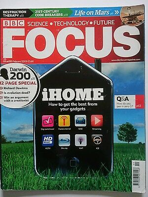 BBC Focus magazine #199 February 2009