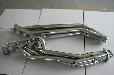 Performance Stainless Steel Long Tube Headers For 11-16 Ford Mustang GT 5./BOLTS