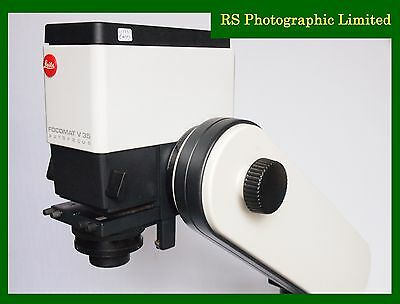 Leitz Leica Focomat V 35 Colour Enlarger & 40mm F2.8 Fotocar Lens. St No.U7337