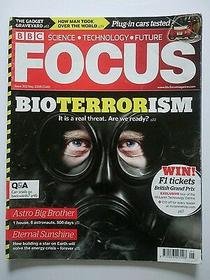 BBC Focus magazine #202 May 2009