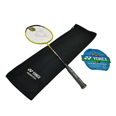 *stadium Sports* - Yellow Yonex Voltric 55 - Made In Japan - Power - Head Heavy