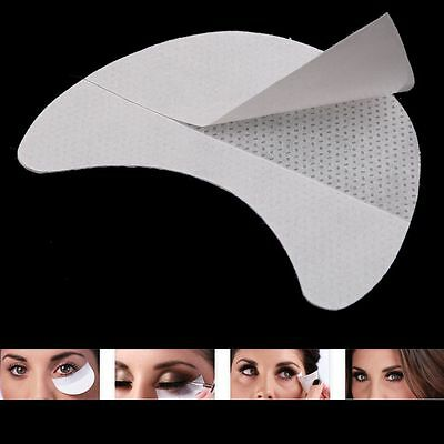 10~100Pcs Eye Shadow Shields Protector Patches Under Eye Stickers Eyelash Pads