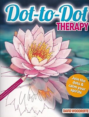 Dot-to-Dot Therapy by David Woodroffe, Book, New Paperback
