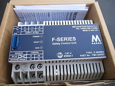 Mechan Controls Fm1-24Vdc Rqaus1 Fm124Vdc New In Box